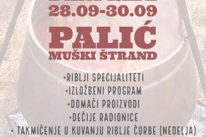 Dani ribe Palić